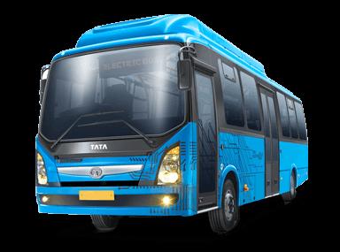 Tata Urban 9/12m Non AC Electric Bus